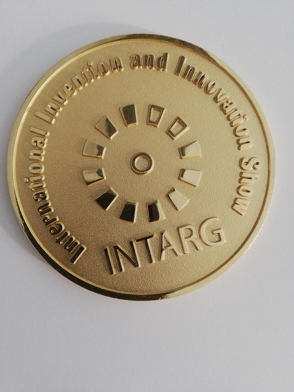 Gold Medal, INTARG Poljska 2019.
