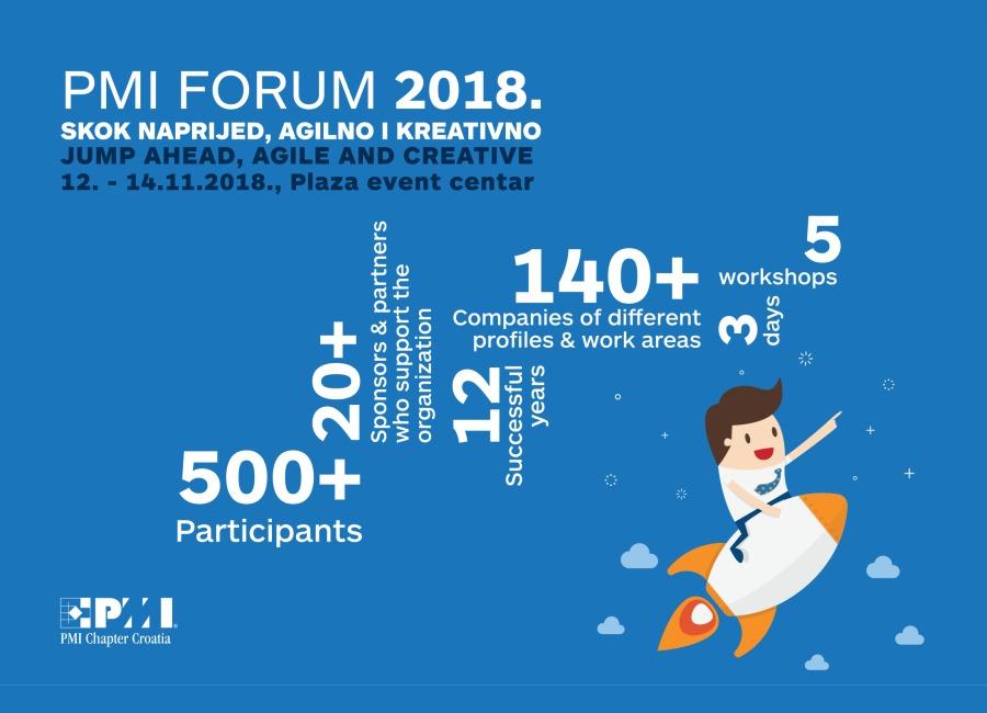 PMI Forum 2018.